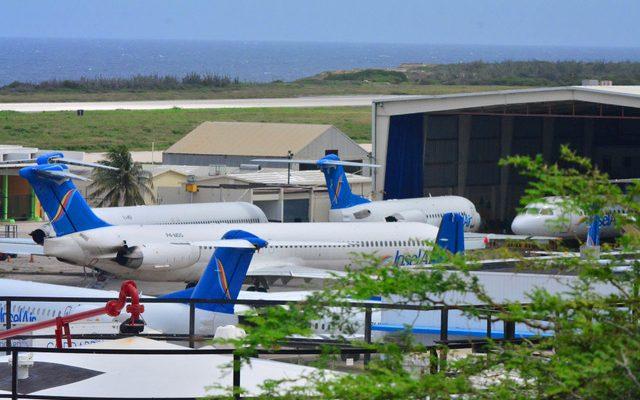Niet iedereen 'safety first' bij Insel Air
