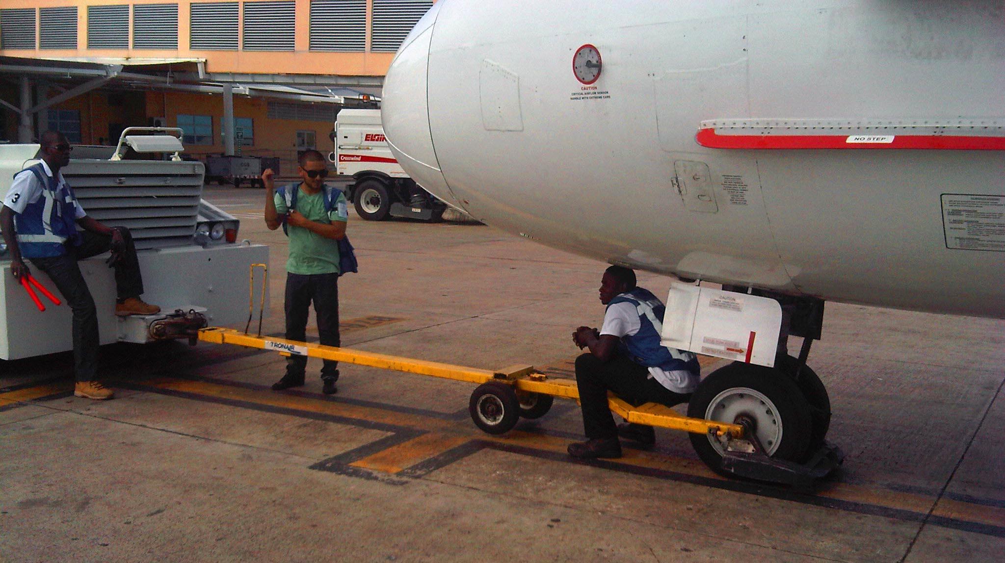 Insel huurt vliegtuigen uit verschillende landen