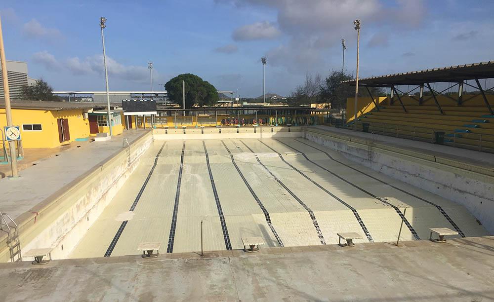 SDK zwembad is weer open
