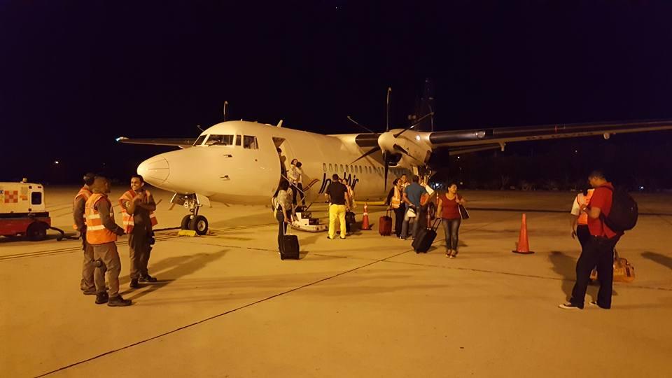 Opnieuw problemen met toestel Insel Air