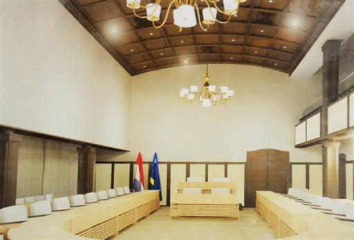 Geen parlementsvergaderingen in verband met kerstreces