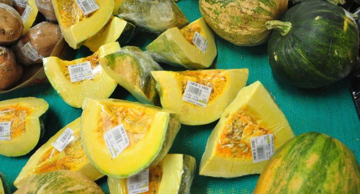 MEO neemt 450 pompoenen in beslag