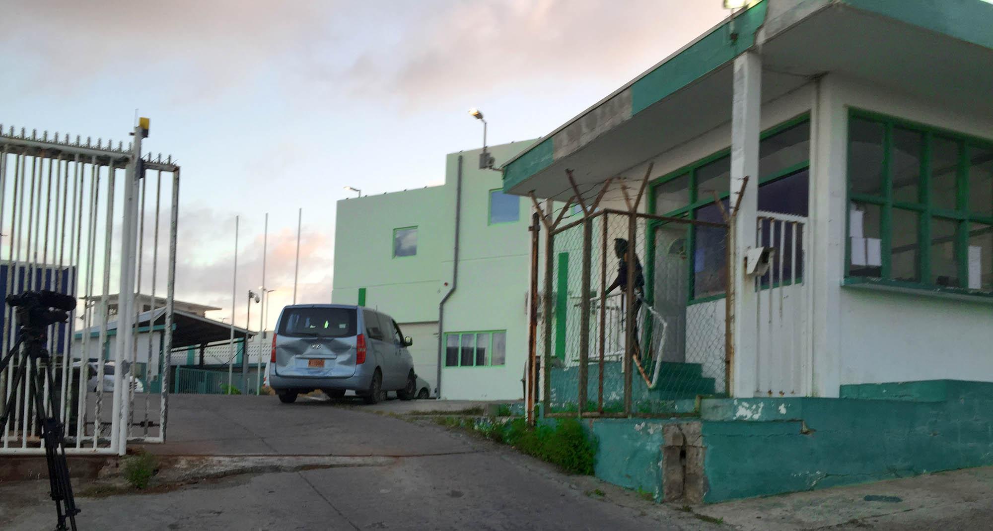 Gevangenen Sint Maarten winnen rechtszaak