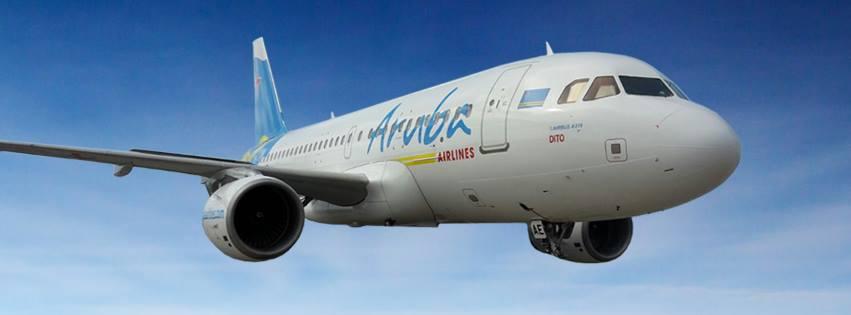 Eerste vlucht Aruba Airlines geland op Hato