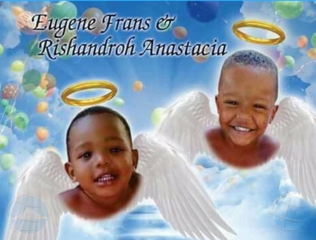 Woensdag begrafenis jongetjes Aruba