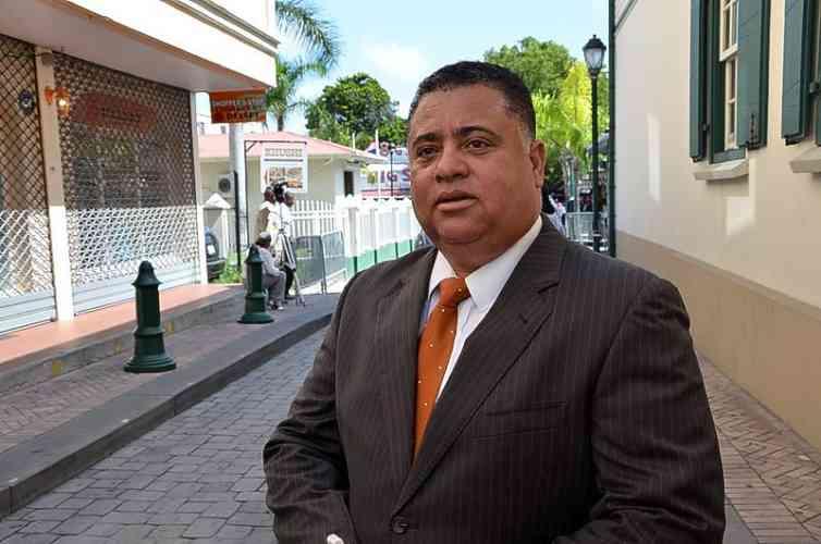 Richardson mogelijk onterecht parlementslid Sint Maarten