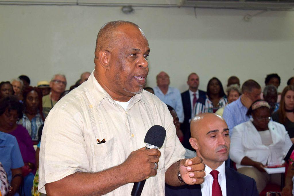 Clyde van Putten grootste stemmentrekker verkiezingen Sint Eustatius