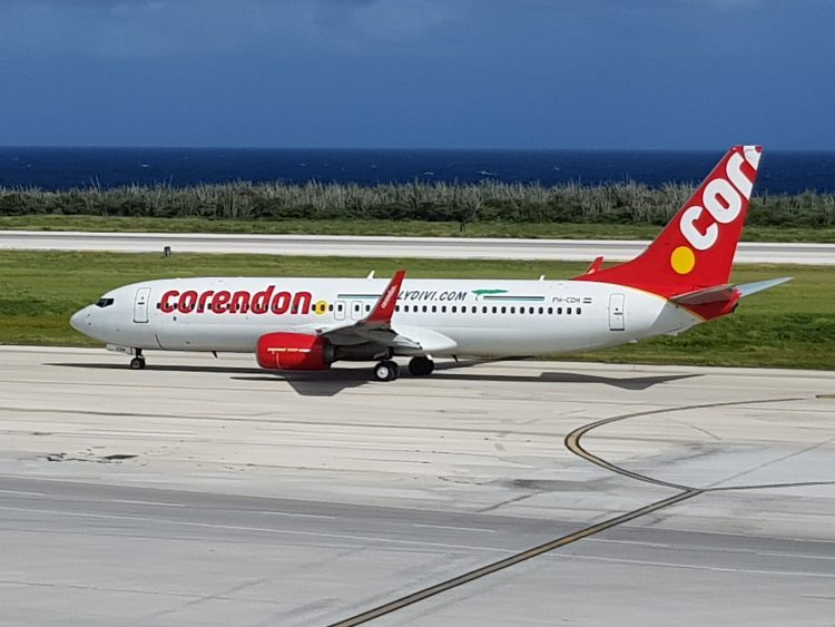 Corendon @hato airport Photo Harald LInkels