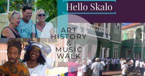 Art History & Misic Walk @ Bargestraat