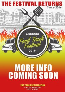 Curacao Food Truck Festival @ Waaigat