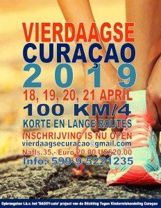 Vierdaagse Curaçao 2019