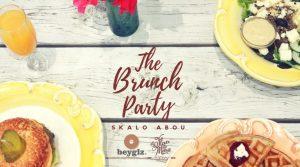 The Brunch Party - Fleur de Marie Eatery @ Fleur de Marie Eatery