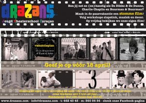 Vakantieplan - Drazans Jeugd Theaterschool @ Kura di Arte