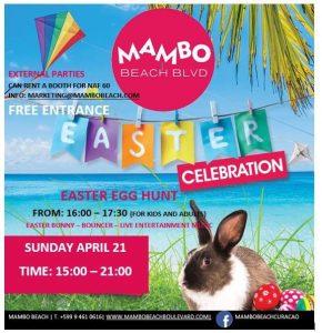 Easter Celebration - Mambo Beach @ Mambo Beach