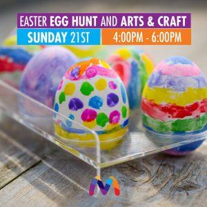 Easter Egg Hunt - Sambil @ Sambil