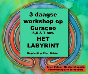 Het Labyrint Workshop @ Sorsaka K W8