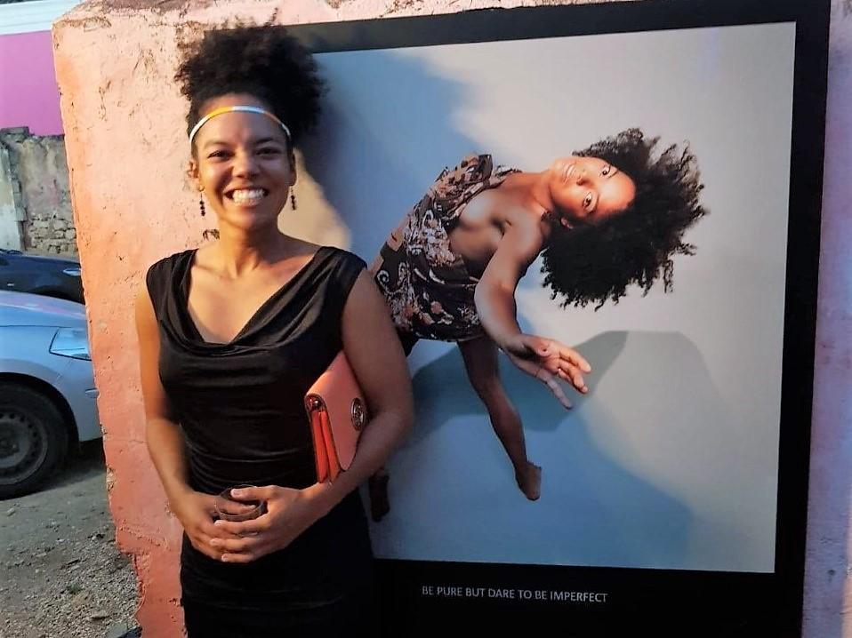 Maak kennis met… Danseres Swindey Helm