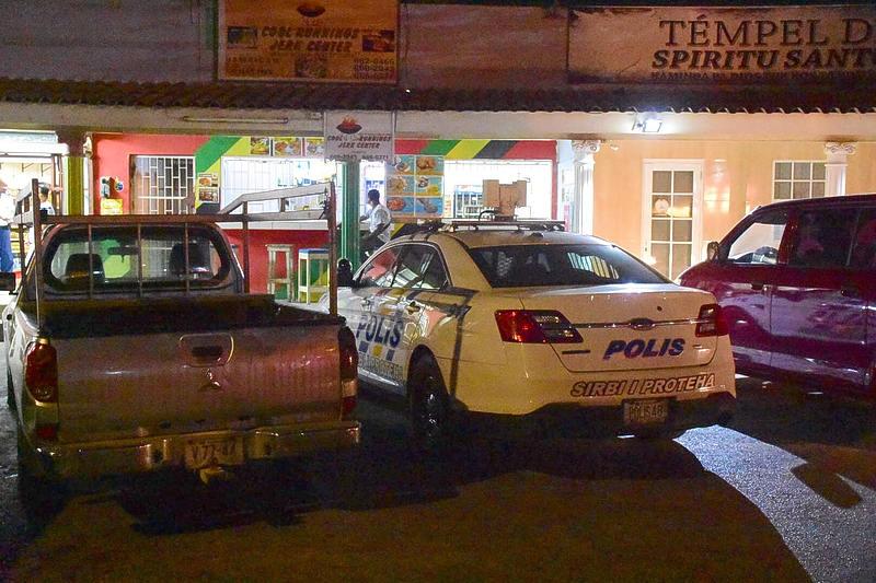 Minimarket Juan Hatoweg overvallen