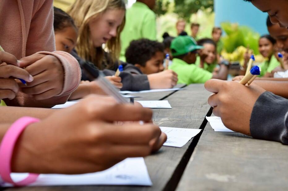 eductie Curacao