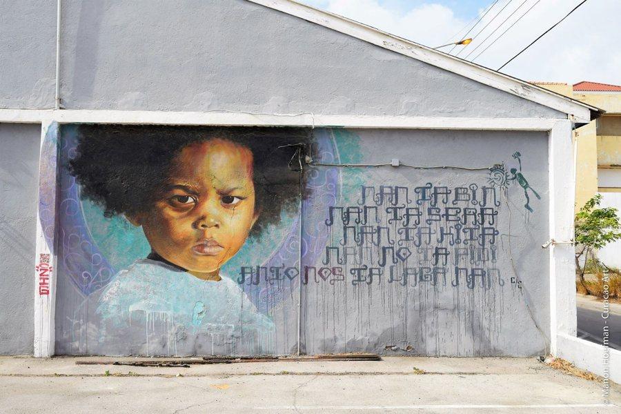 Curacao kunst