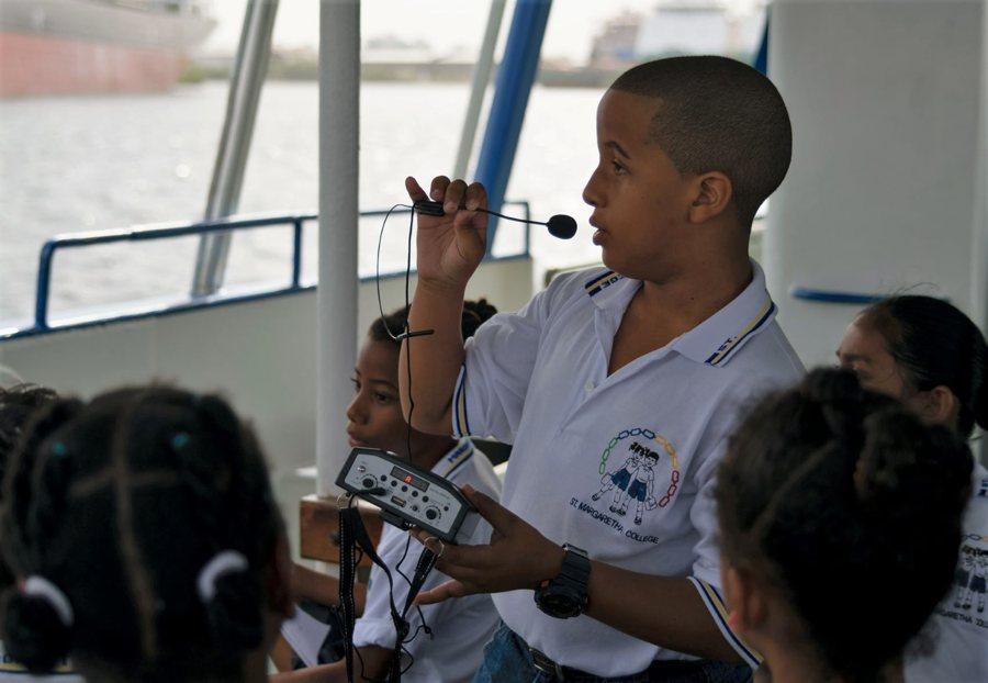 Educatief Programma van het Curaçao Maritime Museum