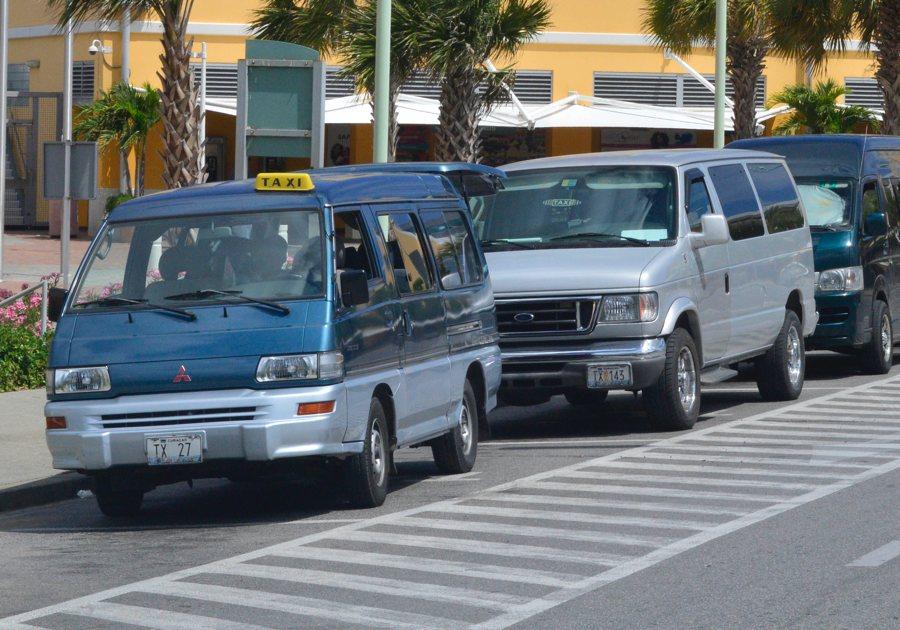 Maat is vol voor taxichauffeurs