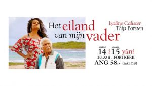 Theatervoorstelling: Het Eiland van mijn Vader @ de Fortkerk