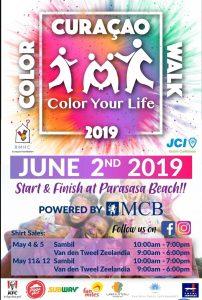 Curacao Color Walk