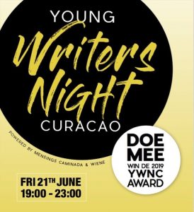 Young Writers Night @ Mensing's Caminada