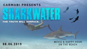 Movie Sharkwater & Happy Hour @ Carmabi
