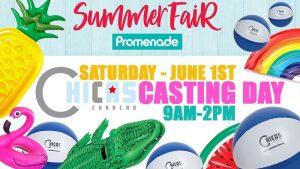 Chicas Casting Day - Promenade Shopping Center @ Promenade Shopping Center