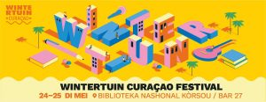 Literary Happy Hour Wintertuin Festival -Bar 27 @ Bar 27