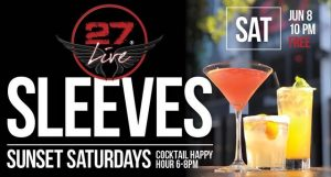 Live: Sleeves @ Bar 27
