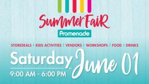Summer Fair - Promenade Shopping Center @ Promenade Shopping Center