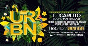 Urban Gym Grand Opening - Urban Sport & Lifestyle @ Urban Gym