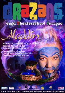 Theatervoorstelling Aladdin @ Klooster Scherpenheuvel