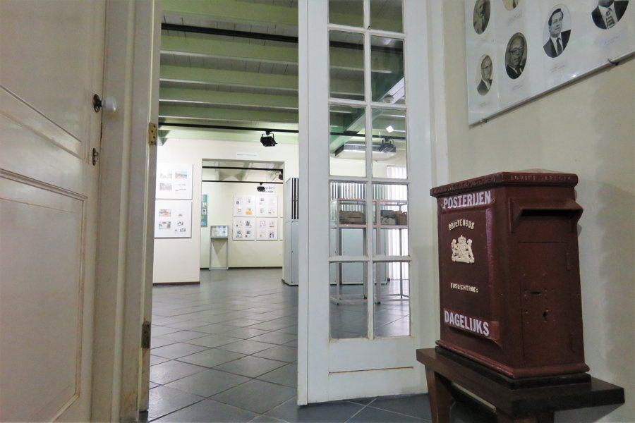 Het Postmuseum van Curaçao
