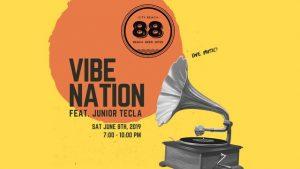 VibeNation feat. Junior Tecla @ City Beach 88