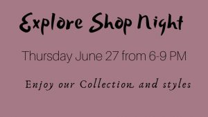 Explore Shop Night @ MomCo Lifestyle
