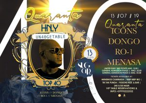 Quaranta | Un40gettable @ Club Sugar