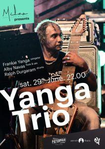 Yanga Trio @ Miles Jazz Café