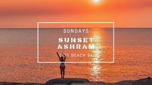 Sunset Ashram @ City Beach 88