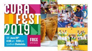 Cura Fest 2019 @ Landhuis Chobolobo