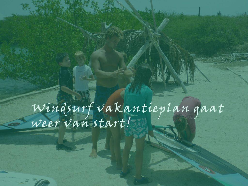 Windsurf Vakantieplan @ Windsurfing Curacao Caracasbaaiweg