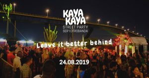 Kaya Kaya Street Party @ Ferdinandstraat Otrobanda
