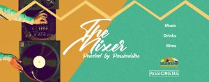 The Mixer #2: Powered by Passionistas @ Marshe Nobo