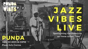 Punda Jazz Vibes Live @ Plaza Jo-jo Correa
