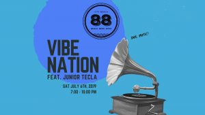 VibeNation feat. Junior Tecla @ City Beach 88