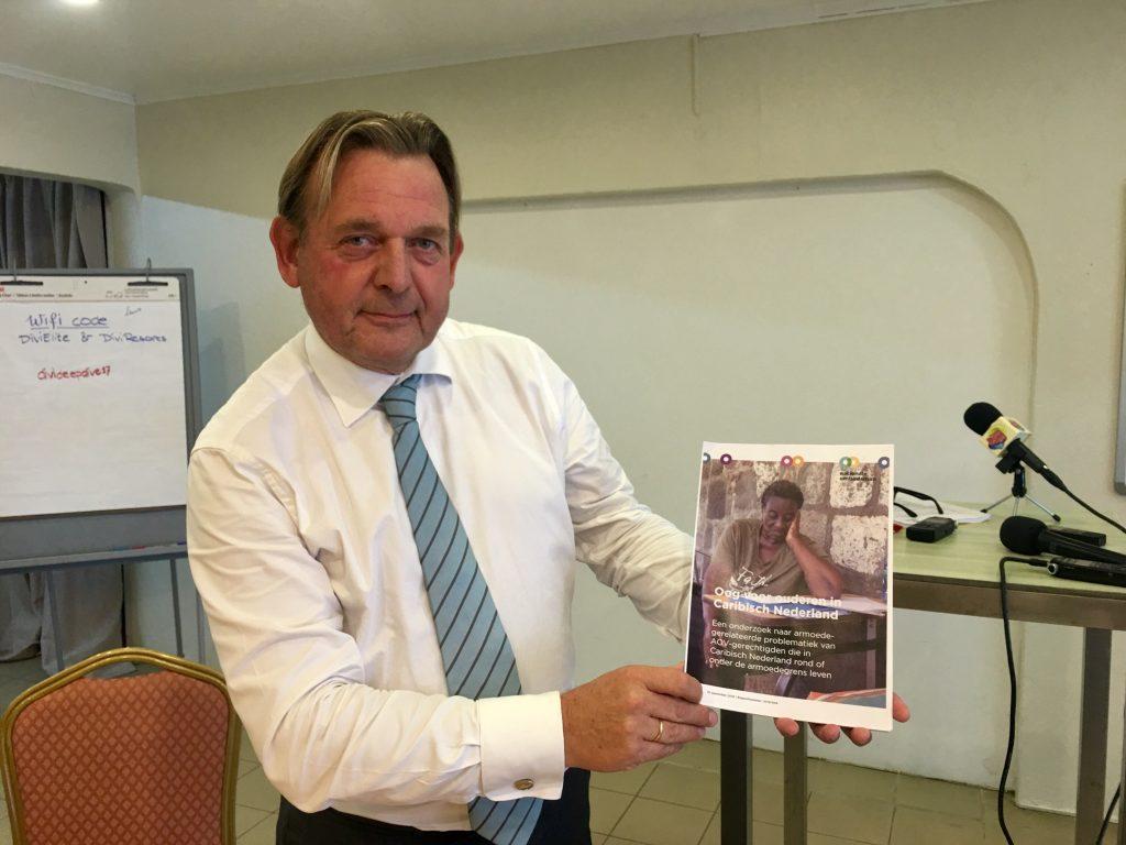 Armoedebeleid voor ouderen in Caribisch Nederland moet prioriteit krijgen'