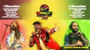 Curacao Reggae Festival 2019 @ Curacao Festival Center